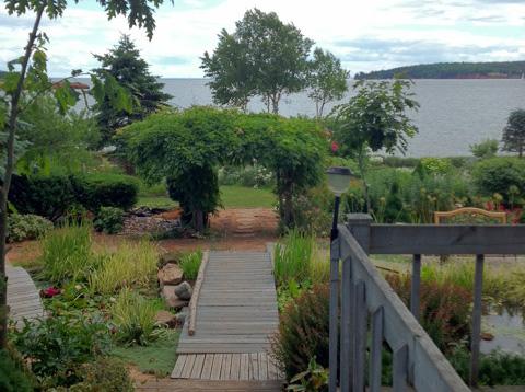 Mentor's Garden